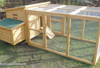 Chicken Coop Review – The Kent Chicken Coop (for 4 to 5 Hens)