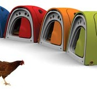 Chicken Coop Review -The Eglu Classic Chicken House