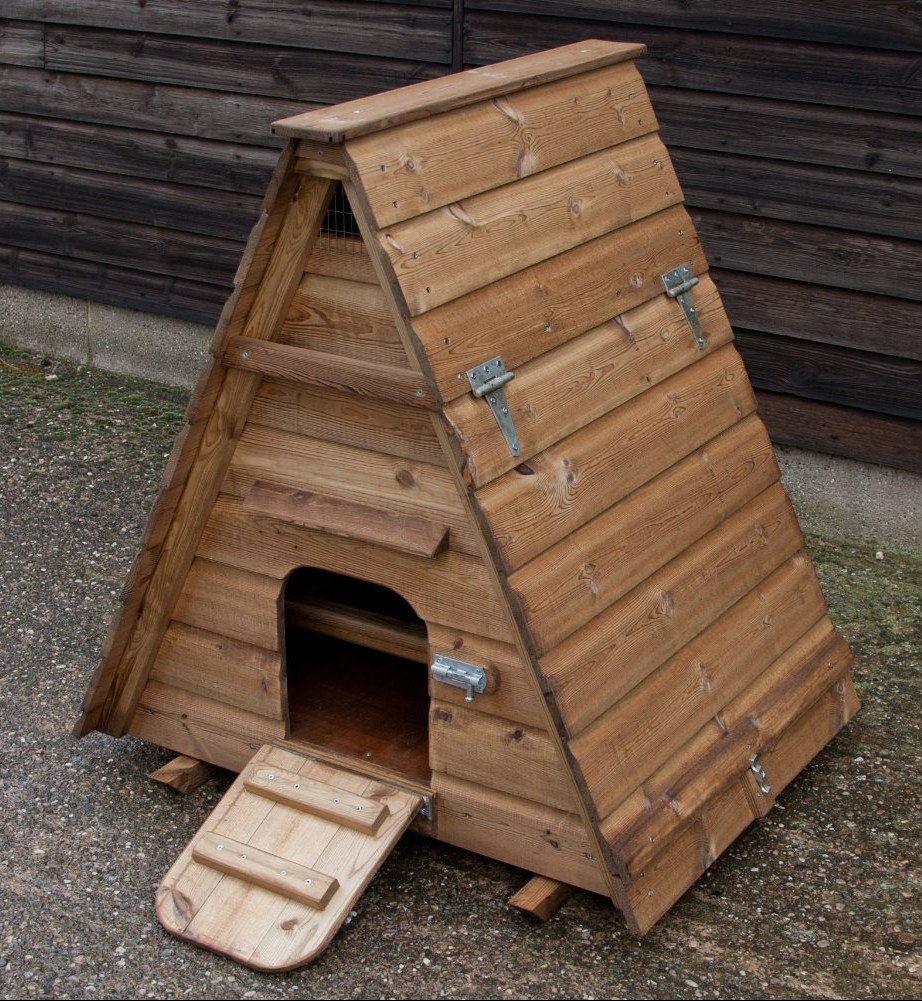 Ellies Chicken Coop