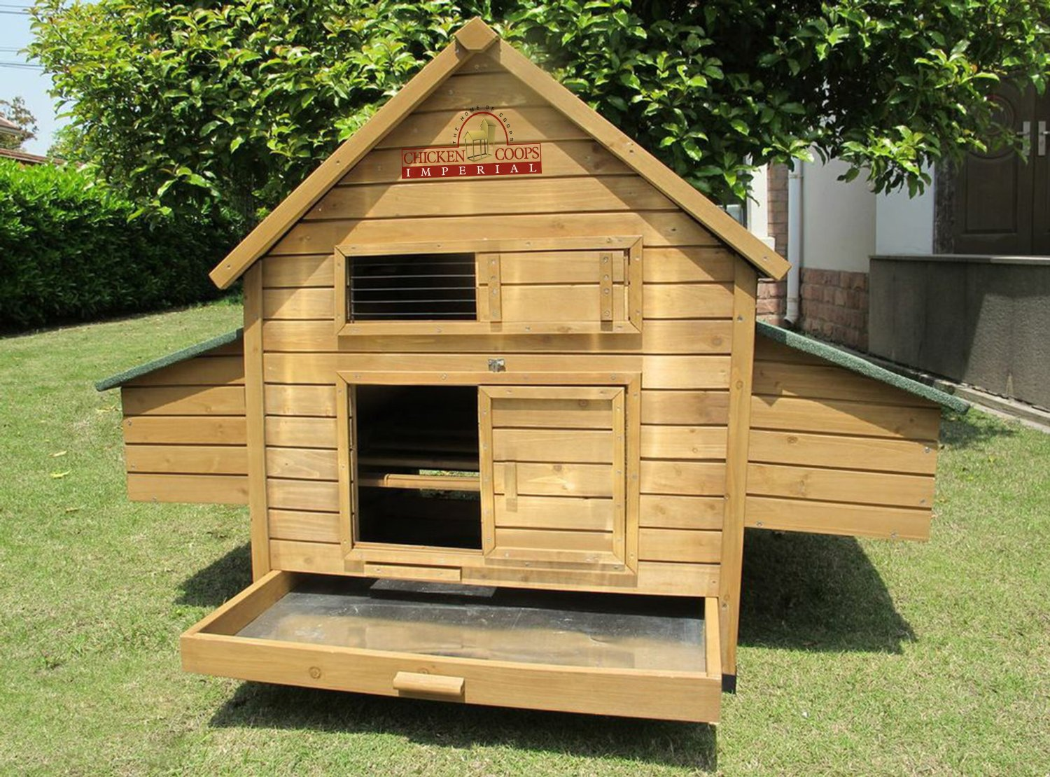 Review Chicken Coops Imperial Marlborough For 5 To 7
