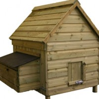 Chicken Coop Review: Sonning Major Chicken House (up to 8 Hens)