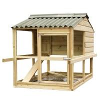 Chicken Coop Review: Newent Chicken Coop & Run (3 to 6 Hens)