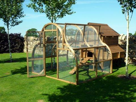 Framebow fearnley chicken coop review
