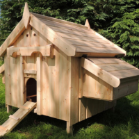 Coop Review: Cottage Chicken House for 6 Hens