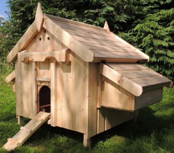 Cottage Chicken House
